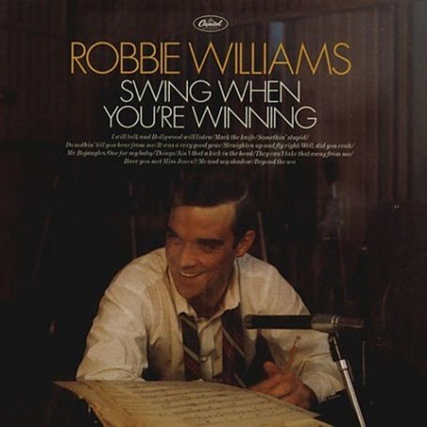Robbie Williams - Swing When YouRe Winning Vinyl
