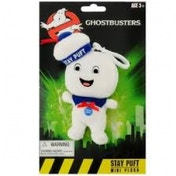 Ghostbusters Happy Stay Puft Mini Plush With Clip