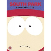 South Park: Seasons 11-15 DVD Boxset