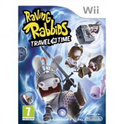Rayman Raving Rabbids Travel In Time Game Wii