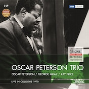 Oscar Peterson Trio - Live In Cologne 1970 Vinyl