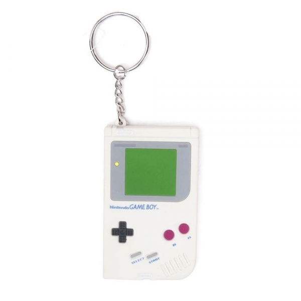 Nintendo Original Rubber Gameboy Keyring