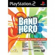 Band Hero Solus Game PS2