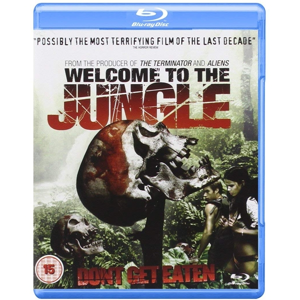 Welcome to the Jungle (2008) Blu-Ray