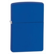 Zippo Royal Blue Matte Lighter