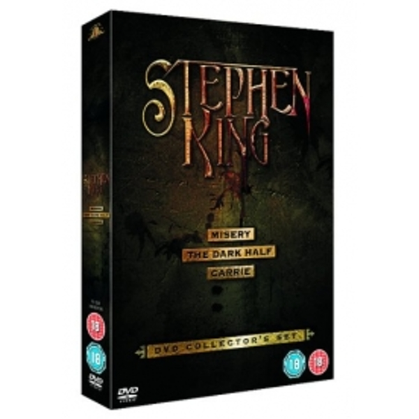 Stephen King Collector's Set DVD