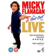 Micky Flanagan Live The Out Out Tour DVD