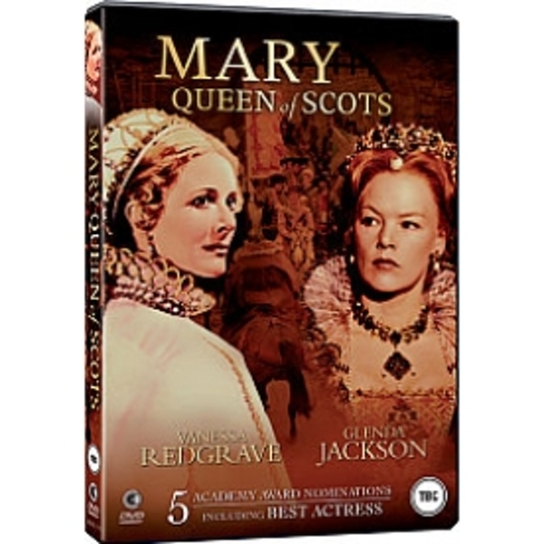 Mary Queen Of Scots 1971 DVD