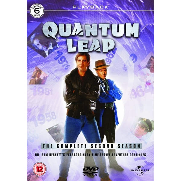 Quantum Leap: The Complete Series 2 DVD