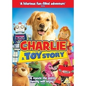 Charlie A Toy Story DVD