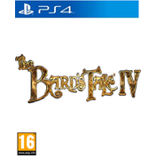 The Bard's Tale IV PS4 Game