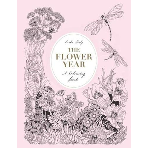 Flower Year by Leila Duly (Hardback, 2017)