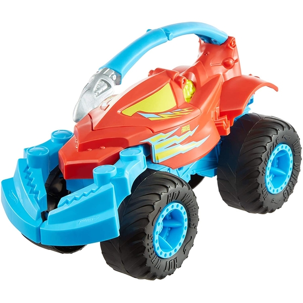 Hot Wheels Monster Trucks  Double Troubles - Scorpedo