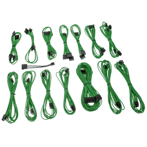 Image of CableMod CM-Series VS Cable Kit - Green