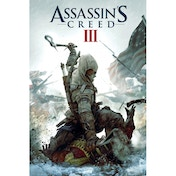 Assassin's Creed III Cover Maxi Poster
