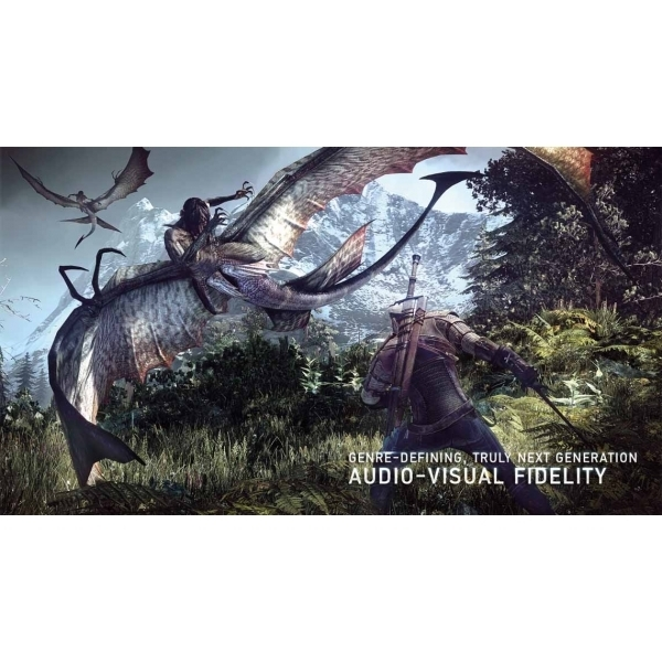 The Witcher 3 Wild Hunt PS4 Game (#) - Image 3