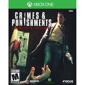 Crimes and Punishments Sherlock Holmes Xbox One Game (#)