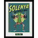 Rick and Morty Solenya Framed Collector Print - Image 2