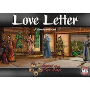 Legend of the Five Rings Love Letter Board Game