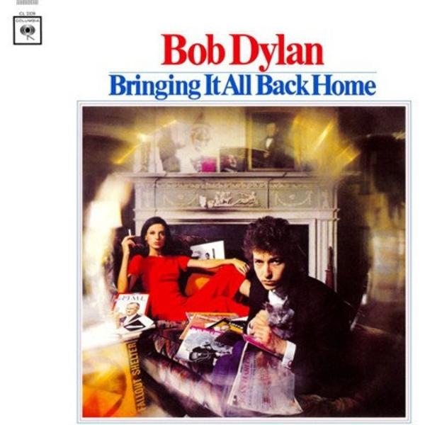 Bob Dylan - Bringing It All Back Home Vinyl