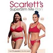 Scarlett's Superslim Me Plan DVD