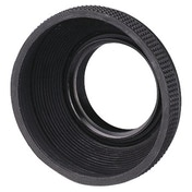 Hama Rubber Lens Hood for Standard Lenses, 55 mm