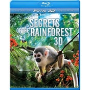 Secrets Of The Rainforest 3D Blu-ray