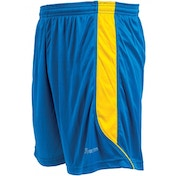 Precision Real Shorts 38-40 inch Royal/Yellow