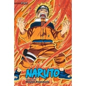 Naruto (3-in-1 Edition), Vol. 9 : Includes Vols. 25, 26 & 27 : 9