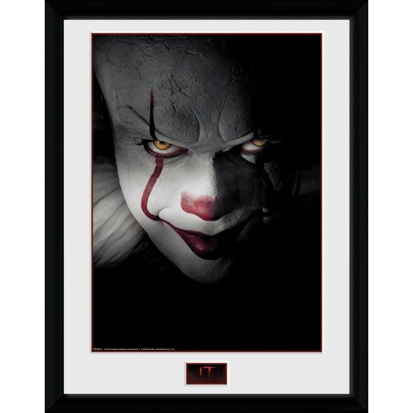 IT Close Up Framed Collector Print