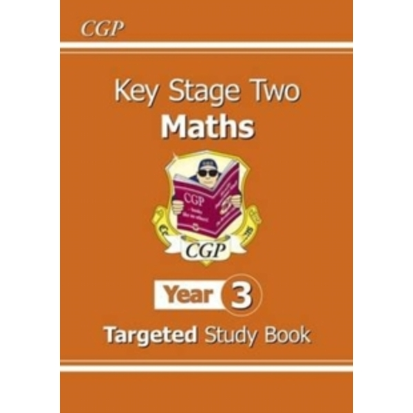 KS2 Maths Targeted Study Book - Year 3 by CGP Books (Paperback, 2008)