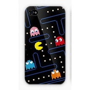 Venom Pacman iPhone 5 Cover - Maze