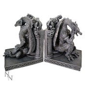Knowledge Keepers Dragon Bookends
