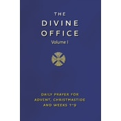 Divine Office Volume 1 by HarperCollins Publishers (Leather / fine binding, 2006)