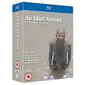 An Idiot Abroad Series 1-3 Blu-ray