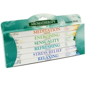 Aromatherapy (Pack Of 6) Stamford Incense Gift Pack
