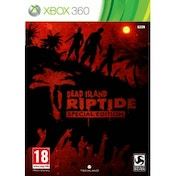 Dead Island Riptide Special Edition Game Xbox 360
