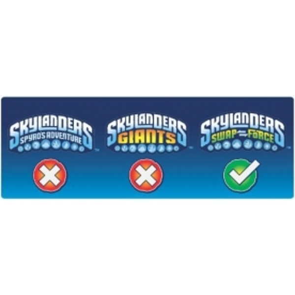 Trap Shadow (Skylanders Swap Force) Swappable Magic Character Figure - Image 3