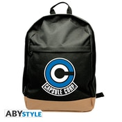 Dragon Ball - Db/ Capsule Corp Backpack