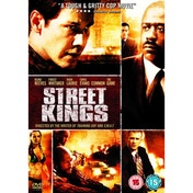 Street Kings & Street Kings 2 Double Pack DVD