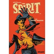 Will Eisner's The Spirit: The Corpse-Makers (Signed Hardcover)