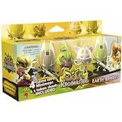 Krosmaster Earth And Wind Expansion Pack 4 Board Game