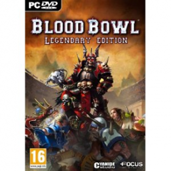 Blood Bowl Legendary Edition Game PC