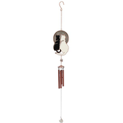 Gazing Cats Windchime