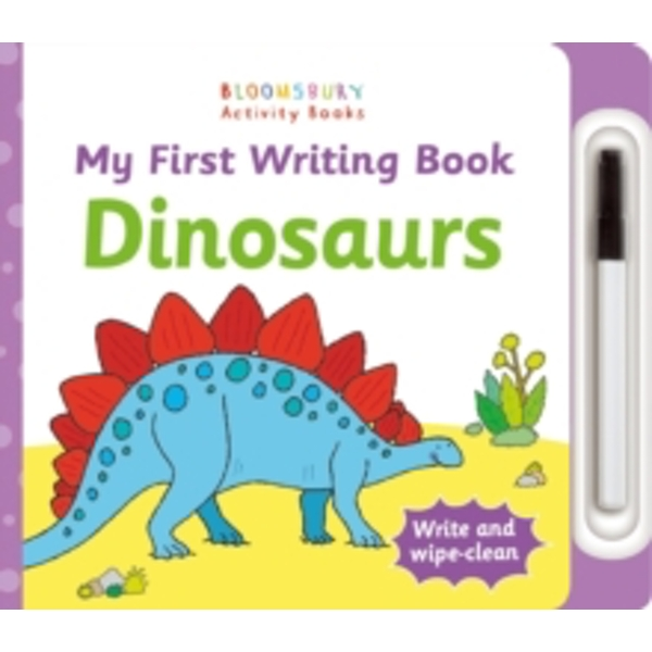 My First Writing Book Dinosaurs