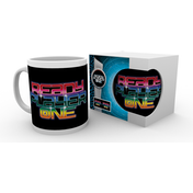 Ready Player One Neon Logo Mug