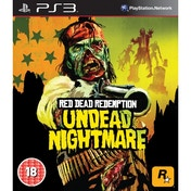 Red Dead Redemption Undead Nightmare Game PS3