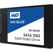 WD Blue WDS250G2B0A 250GB 3D NAND SATA Solid State Drive