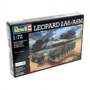 Leopard 2A6/A6M 1:72 Revell Model Kit