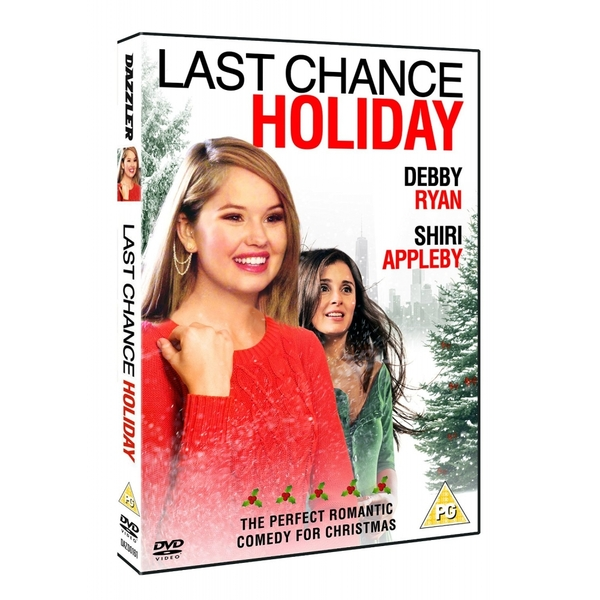 Last Chance Holiday DVD
